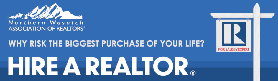 Northern Wasatch Association of Realtors Logo