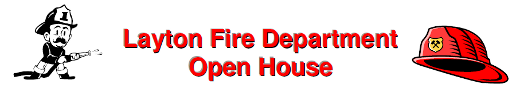 Fire Pervention Open House Oct 1