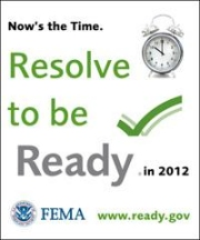 Resolve to be Ready in 2011