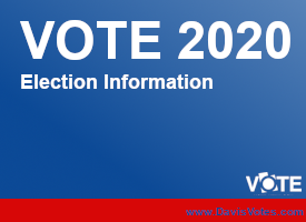 Vote 2020 Election Info www.DavisVotes.com