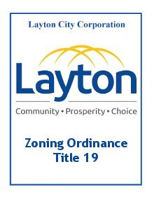 Layton City Address Locator