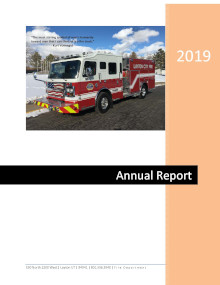 Fire Annual Report 2019