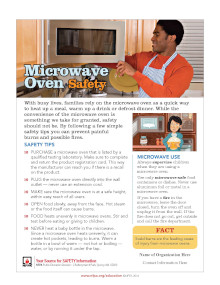 Microwave Safety
