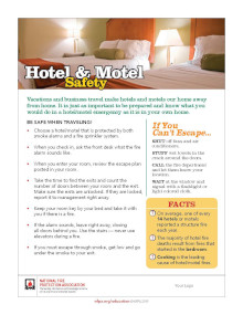Hotel Motel Safety